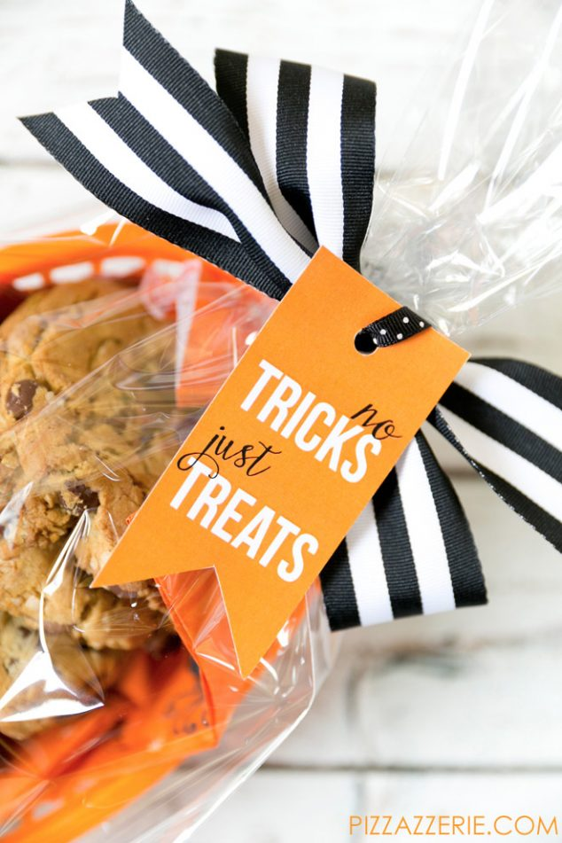 Free Halloween Treat Tag Free Printable For Halloween