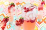 Sip Sip Hooray: Berry Beer Punch Cocktail Recipe!