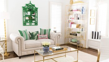 Outstanding Pizzazzerie Blog Office Reveal Pizzazzerie Largest Home Design Picture Inspirations Pitcheantrous