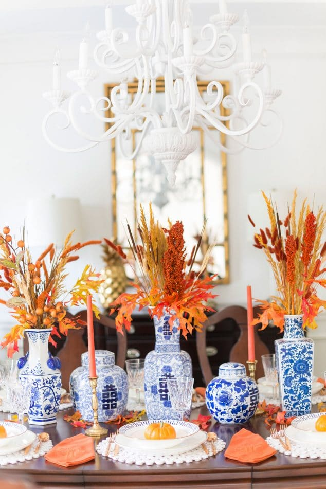Fall Tablescape Inspiration Set A Gorgeous Table