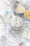White Chocolate Snowflake Muddy Buddies