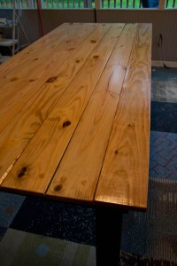 DIY Rustic Wood Kitchen Table Plans Wooden PDF woodworking ...