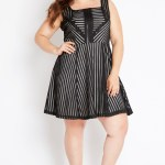 plus sized, figure flattering, dresses
