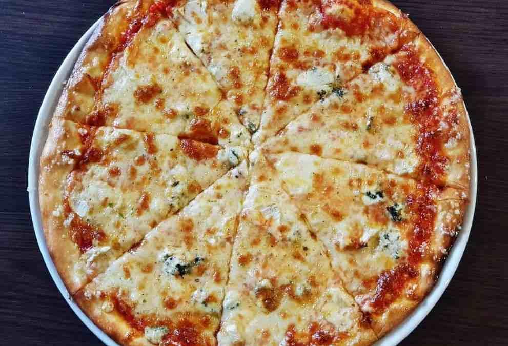7. Pizza Quattro Formaggi 660g