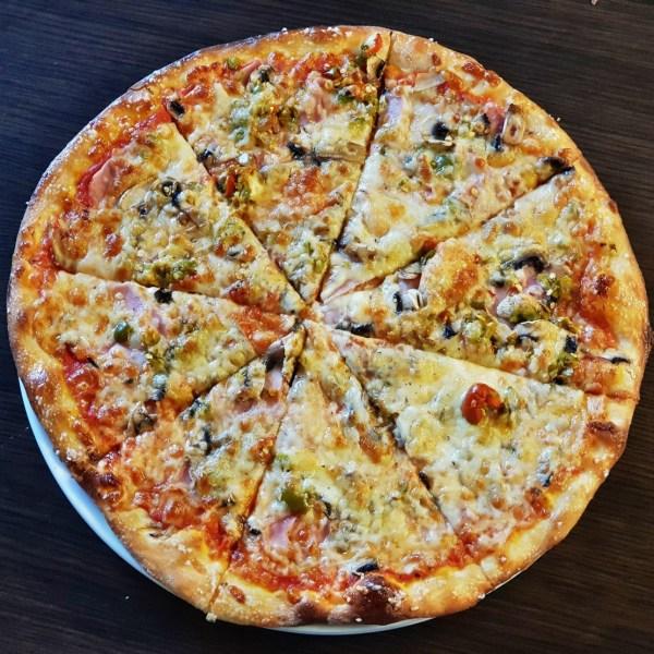 9. Pizza Diavola 610g