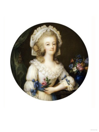 ICN16119315701~A-Fine-and-Important-Miniature-of-Queen-Marie-Antoinette-1755-1793-Posters