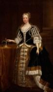 NPG 369; Caroline Wilhelmina of Brandenburg-Ansbach studio of Charles Jervas