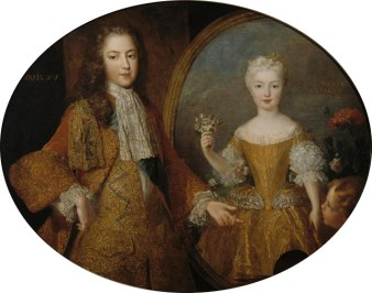 Louis_XV_and_Infanta_Mariana_Victoria_of_Spain_by_Belle