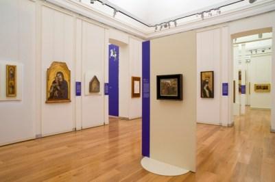 Galleria Sabauda_Barnaba da Modena e Stigmate San Francesco