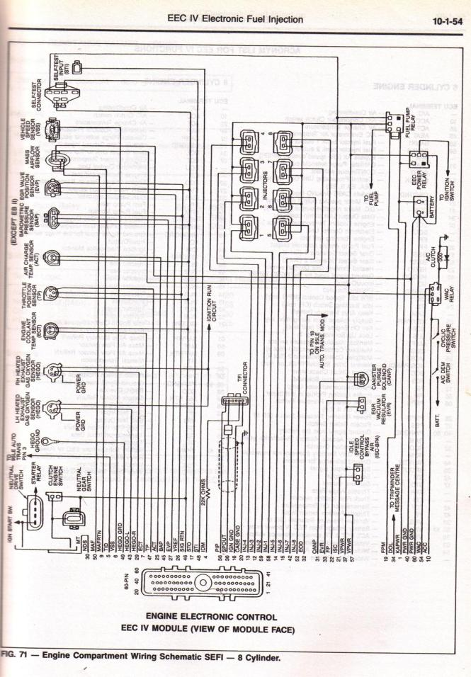 el falcon ignition wiring diagram wiring diagrams au falcon wiring diagram jodebal ford tfi