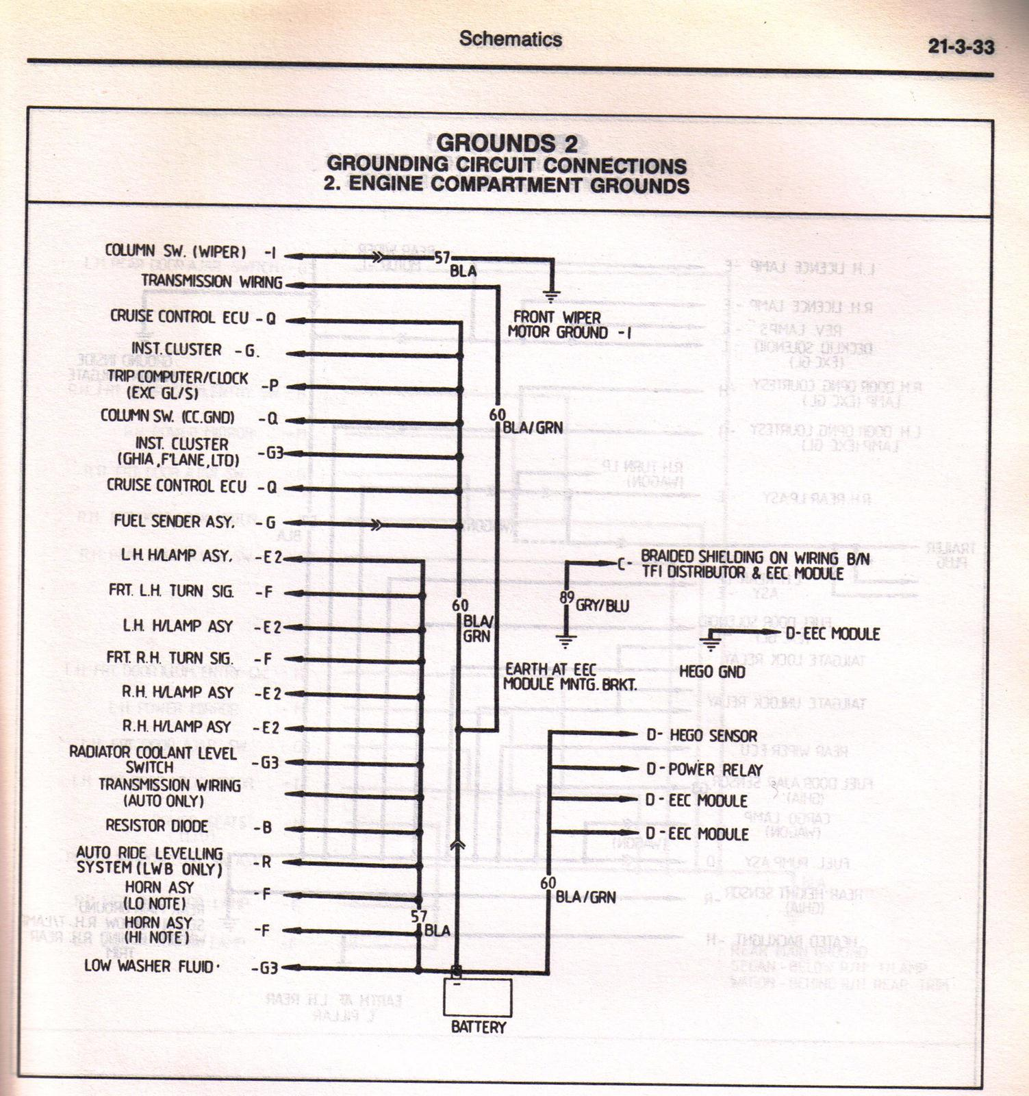 ford falcon stereo wiring diagram bose amp el somurich