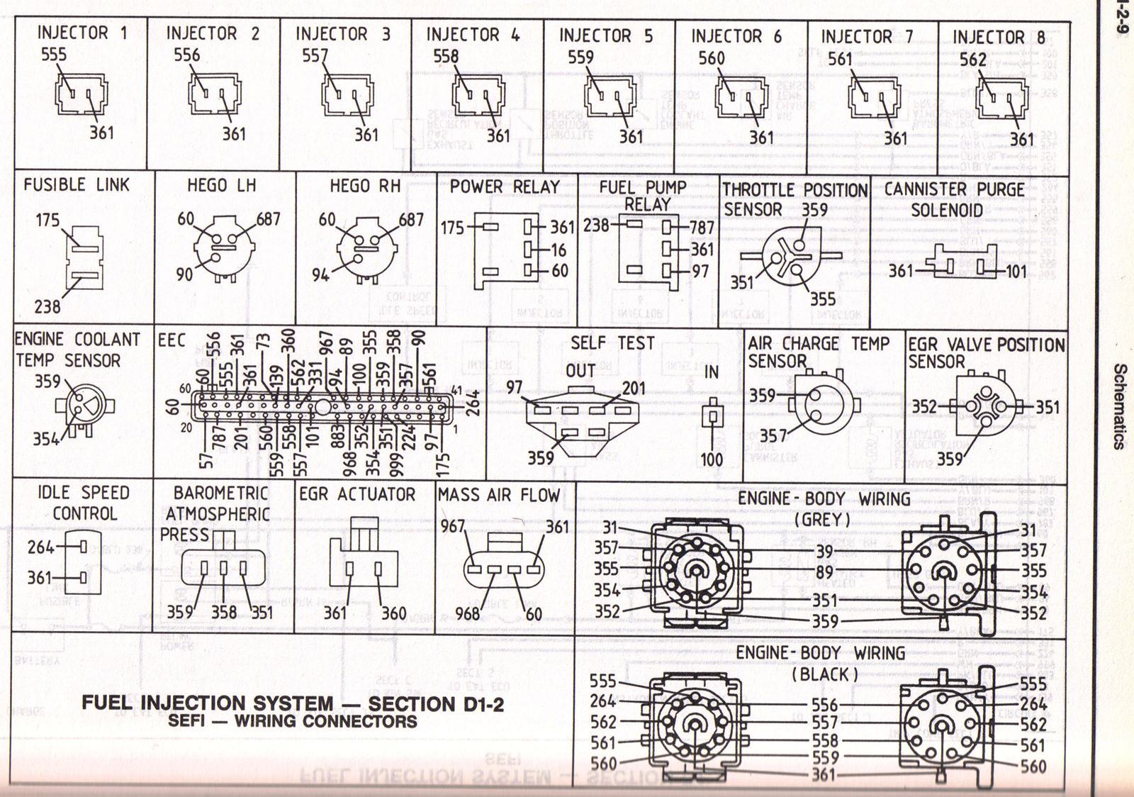 ford falcon au wiring diagram schemes html