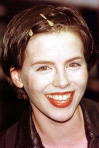 Kate Beckinsdale var með svolítið gular og skörðóttar tennur...