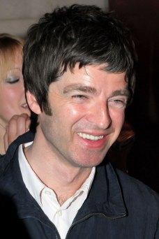 Noel Gallagher hefur ekki alltaf verið svona heilbrigður og sætur...