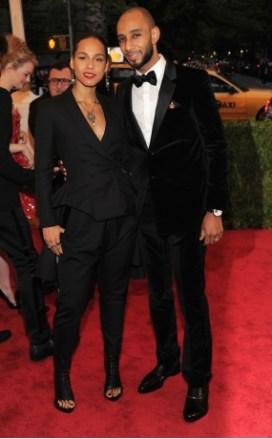 Alicia Keys í Givenchy