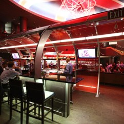 Kitchen Bar Lighting Temporary Gordon Ramsey Steakhouse At The Paris Hotel & Casino - Pj ...