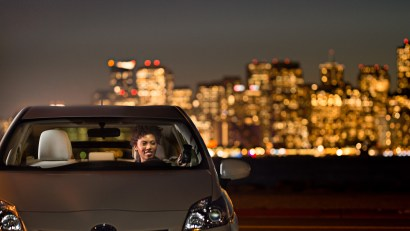 You could be this happy driving for Uber.