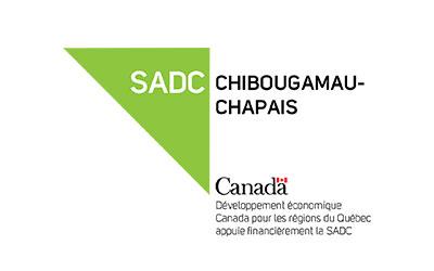 Logo de la Société d'aide au développement des collectivités de Chibougamau-Chapais