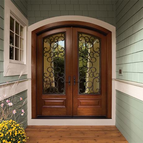 Home Depot Double Doors  Pj Fitzpatrick