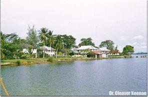 bonthe waterfront 1958