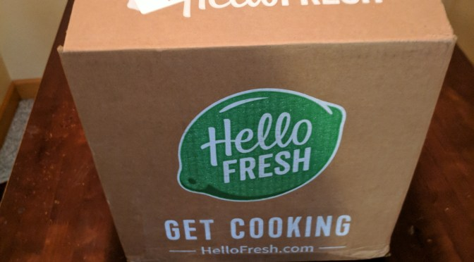 HelloFresh Unboxed