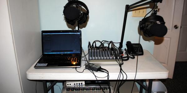 New Podcast Equipment