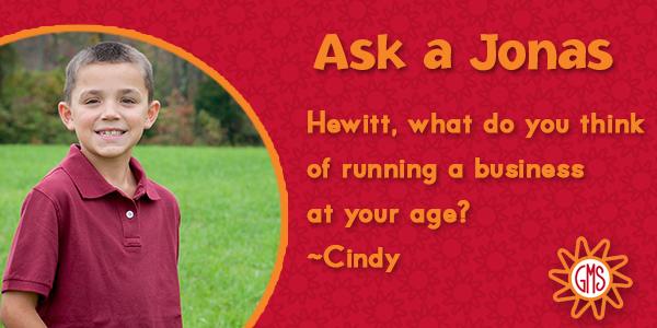 Ask a Jonas hewitt  favorite goat_blog