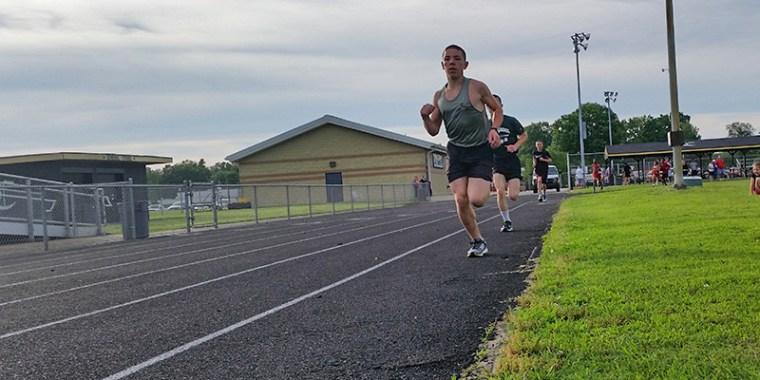 running color run