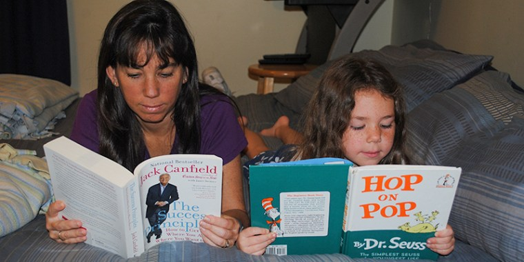 PJ and Indigo Reading the power of small change_blog