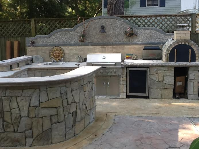 Outdoor Hardscapes Mandeville, La