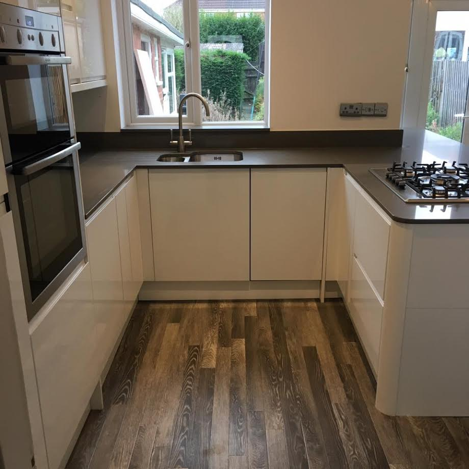 Luxury vinyl flooring for properties in Cheshire and North