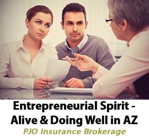 Entrepreneurial Spirit - Alive & Doing Well in Arizona