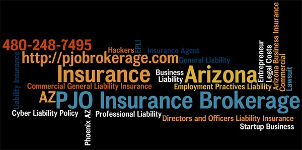 PJO Insurance Brokerage Helping AZ Start-up Businesses Protect Themselves