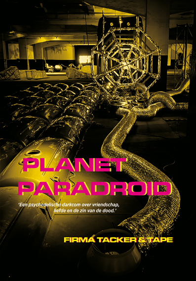 Planet Paradroid cover