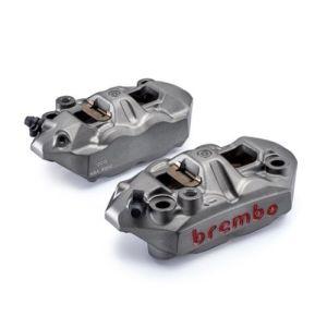 Brembo M4 34 Radial Caliper pair 100mm spacing