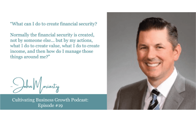 #19: Options for Investing and Taking Control of Your Financial Future