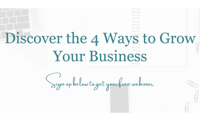 #20: So You Want to Grow Your Business?