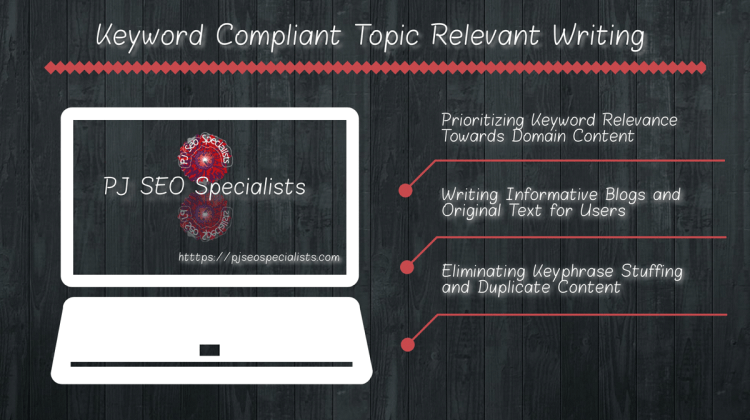 website seo professionals in delhi using proper keywords for topic relevant writing