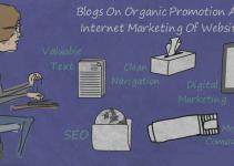 publishing articles on marketing of websites and website optimization task