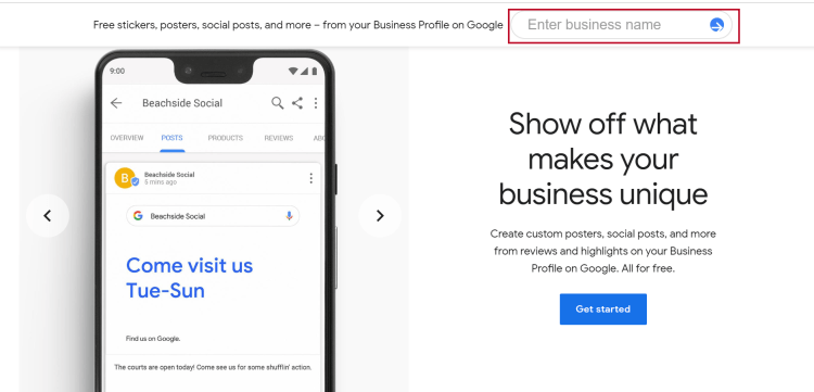 how to start obtaining new buyers and gain clients at google my business