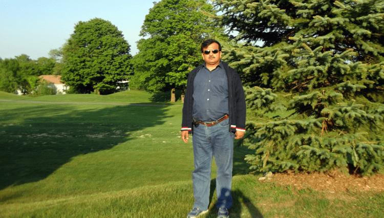 testimonial by rajeev shukla for brilliant service for making websites