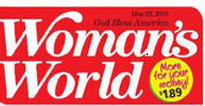 Womans world magazine logo