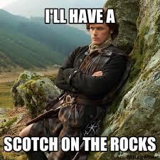 Jamie frazer Scotch on the Rocks
