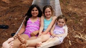 Sisters camping