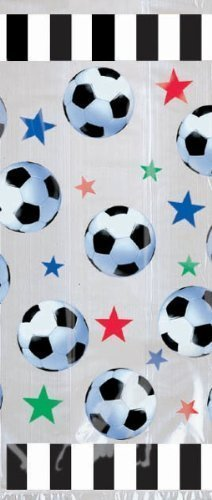 Soccer Party Goody Bags - Soccer Party Favors Bag - 20 Count