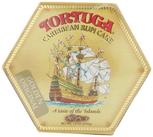 Tortuga Original Caribbean Rum Cake, 16-Ounce Cake