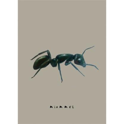 Poster mier 20x30 past in een moderne en klassieke kinderkamer