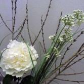 Fleurs cabinet