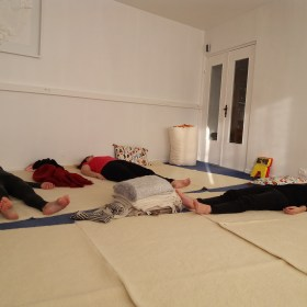 Journée anti-gymnastique sophro-relaxation guindée