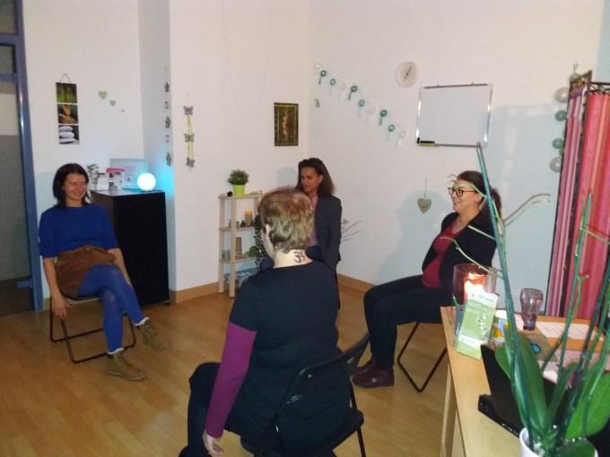 atelier d'initiation à la sophrologie pour débutant